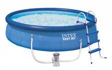 Intex 28168 Easy Set Aufstellpool 457 X 122cm Komplettset - Blau in OVP