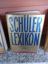 Schüler Lexikon, Band II, L-Z, aus dem Verlag Hans Witte