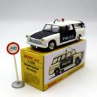 Atlas 1:43 Dinky toys 1429 BREAK PEUGEOT 404 POLICE Miniatures Diecast Models
