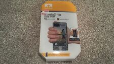 Nathan Sonic Grip for apple iphone 5 Black/Black