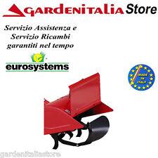 Rincalzatore ad Ali Fisse - Accessorio Motocoltivatore RTT-MC - Eurosystems