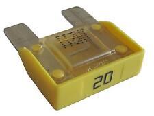 Flachsicherung MAXI 20A Qualität v. Markenhersteller MTA Sicherung kfz Auto Fuse