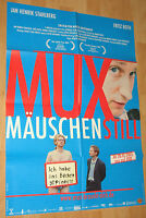 Muxmäuschenstill Filmplakat / Poster A1 ca 60x84cm