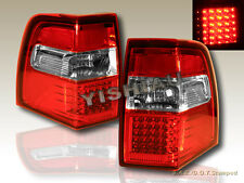 07 08 09 10 11 FORD EXPEDITION XLT EL LIMITED LED TAIL LIGHTS RED LEFT + RIGHT