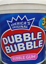Dubble Bubble - Bubble Gum - Tub of 340 Pieces