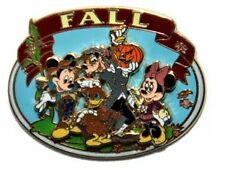 Disney Four Seasons Collection Fall Fab 4 Pin