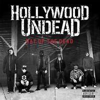 HOLLYWOOD UNDEAD - DAY OF THE DEAD (DELUXE EDT.)  CD NEU