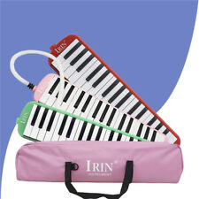 32-Key Melodion Melodica Pianica Musical Education Instrument w Carrying Case BU