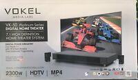 Vokel Medialabs VK-50 Digital Home Theater 7.1 High Definition