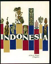 WAGNER FRITS INDONESIA IL SAGGIATORE 1961 IL MARCOPOLO ASIA
