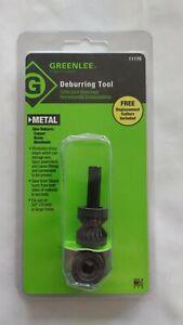Greenlee 11170 Deburring Tool   NEW IN PACKAGING
