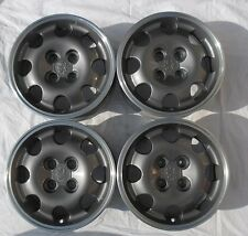 x4 PEUGEOT 309 GOODWOOD SPEEDLINE SL299 ALLOY WHEELS REFURBED 106 205 306 SAXO