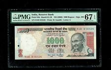 Republic India | 1000 Rupees | 2000 | P#94b | Superb Gem-67