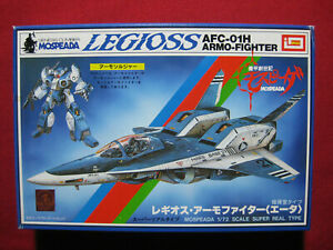 Mospeada Armo-Fighter Legioss 1/72 AFC-01H Imai Model Kit Robotech Macross Anime