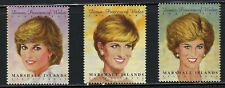 Marshall Islands - Mnh Diana, Princess of Wales.82n.R 517