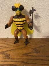 Vintage Motu He man Masters of the Universe Buzz-Off complete