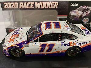 2020   #11 Denny Hamlin FedEx Daytona 500 Raced Win