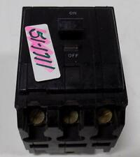 SQUARE D HACR TYPE 15AMP 3POLE CIRCUIT BREAKER LL-39