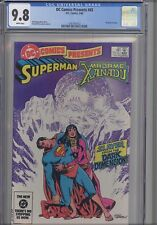 DC Comics Presents #65 CGC 9.8 : Madame Xanadu: NEW CGC Frame