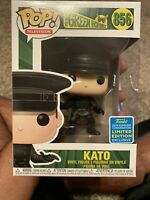 Funko POP Green Hornet KATO SDCC 2019 Shared Exclusive #856