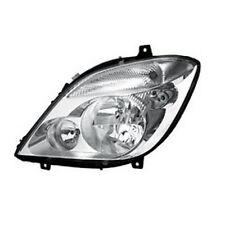 For Dodge Sprinter 3500 Headlight Assembly Left Bi-Xenon Hella 906 820 20 61