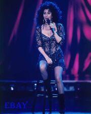 Cher Vintage 4 X 5 Transparency