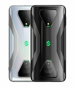"Xiaomi Black Shark 3 5G 6.67"" 64MP 128GB 8GB Snapdragon 865 Phone By FedEx"