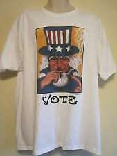 Legalize Marajuana Cannibus Pot Uncle Sam Vote T Shirt