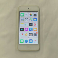Apple iPod Touch 6th Gen 32GB Gold *Engraving Removal Marks*