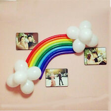 Rainbow Set Colorful Magical Long Animal Twist Latex Balloon Child Party Decor