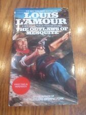 The Outlaws of Mesquite by Louis L'Amour (1991, Paperback)