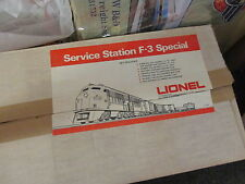 LIONEL 1450 DENVER RIO GRANDE SET SSS 1974 NIOB F3 AA DIESELS & 5  R/S SHARP