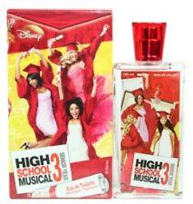 2x HIGH SCHOOL MUSICAL 3 by Disney 3.4 oz/100ml Eau de Toilette Spray for Girls