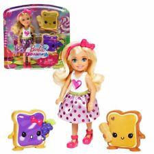 Chelsea | Sandwich-Freunde | Mattel FDJ10 | Dreamtopia | Barbie Puppe