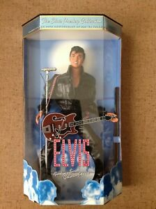 Vintage Elvis Presley Doll Collection Classic Edition First in Series by MATTEL