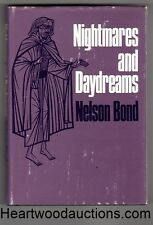 Nightmares and Daydreams by Nelson Bond - High Grade