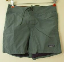 Patagonia Women's Shorts Gray outdoor athletic Hiking 8