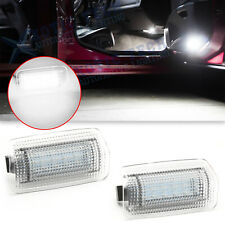 OEM-Replace 18-SMD Full LED Side Door Courtesy Lights Assy 2pcs For Lexus Toyota