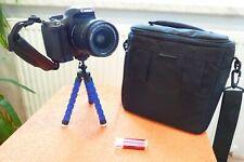 Canon EOS 550D l 18x55mm Objektiv l DSLR Spiegelreflex Kamera 18MP FHD Video I