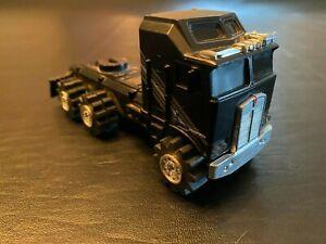 Schaper Stomper Semi Truck - Electrical Works, Needs Motor