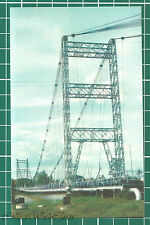 CWC > Postcards > Malaya > 1950s Draw-Bridge, Klang River #3330 Near Mint