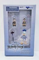 New Diamond Select Disney Kingdom Hearts Donald Chip & Dale Action Figures