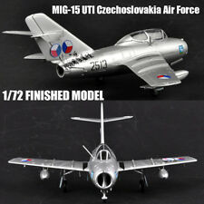 MIG-15 UTI Czechoslovakia AF S-103 1/72 aircraft finished plane Easy model