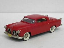Chrysler C-300 Coupé (1955) in rot, ohne OVP, Brooklin Models Nr.19, 1:43