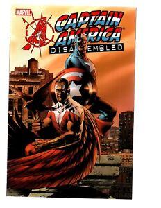 Marvel Comics: Captain America Avengers Disassembled 2004-VF/NM to NM- (9.0/9.2)