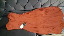 Bebe Dress (original)  Size XS Silk feel Elegant for night out or prom.