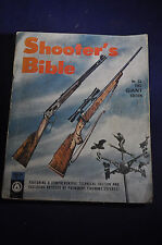 11962 Edition Shooters Bible Reference Book Collectors Hunters Rifle Shotgun etc