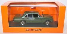 Camión de automodelismo y aeromodelismo color principal verde Mercedes