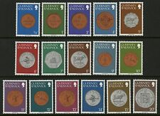 Guernsey 1979  Scott # 173-188  Mint Never Hinged Set
