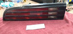 Pontiac Firebird Trans AM: 1974,1975,1976,1977,1978, Left Tail Light Assy (B)